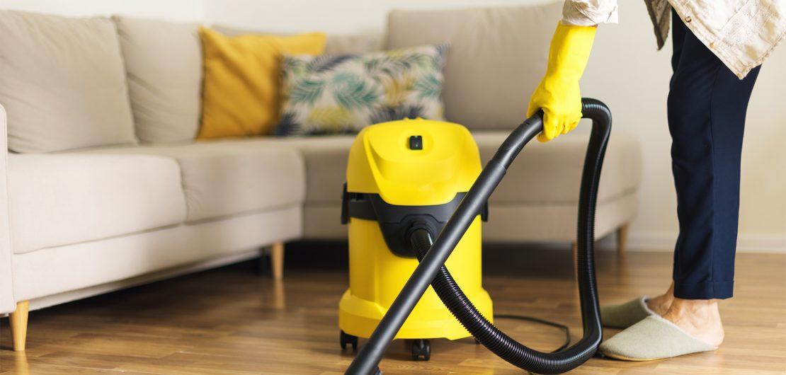Как да почистим дома бързо и ефективно
